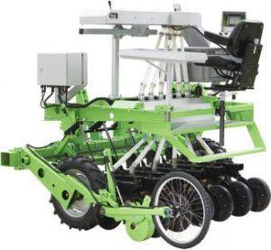 Sembradora Rowseed XL